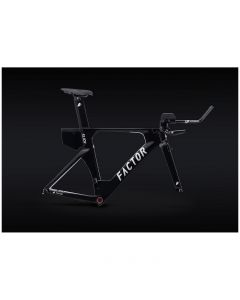 Kit cadre FACTOR CLM SLiCK + roues BLACK INC EIGHTY