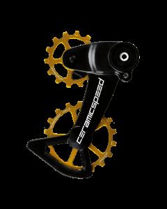 Chape de dérailleur OSPW X SRAM Alternative Eagle mécanique or Coated