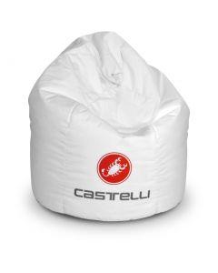 Pouf Castelli blanc
