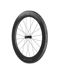 Roue BLACK EIGHTY avant pneus