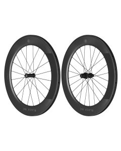 Paire de roues BLACK EIGHTY boyaux
