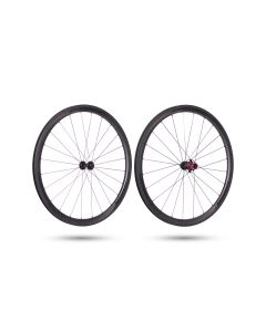 Paire de roues SUPER SONIC pneus