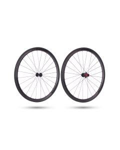 Paire de roues SUPER SONIC boyaux