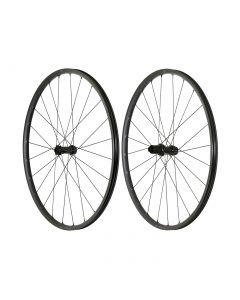 Paire de roues BLACK TWENTY pneus